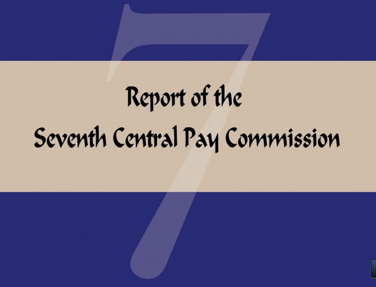 7th Pay Report