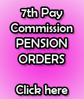 7th Pay Commission Pension Orders