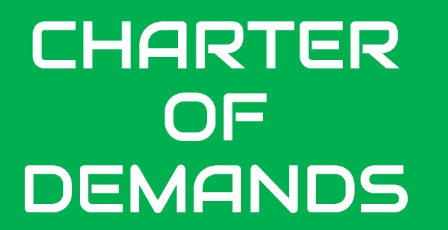 charter of demands