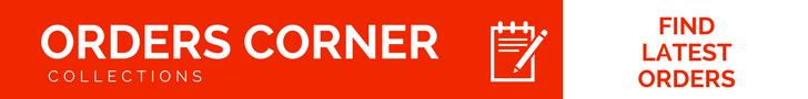 Orders Corner