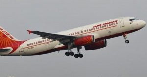 Air India LTC Fare List for July 2020