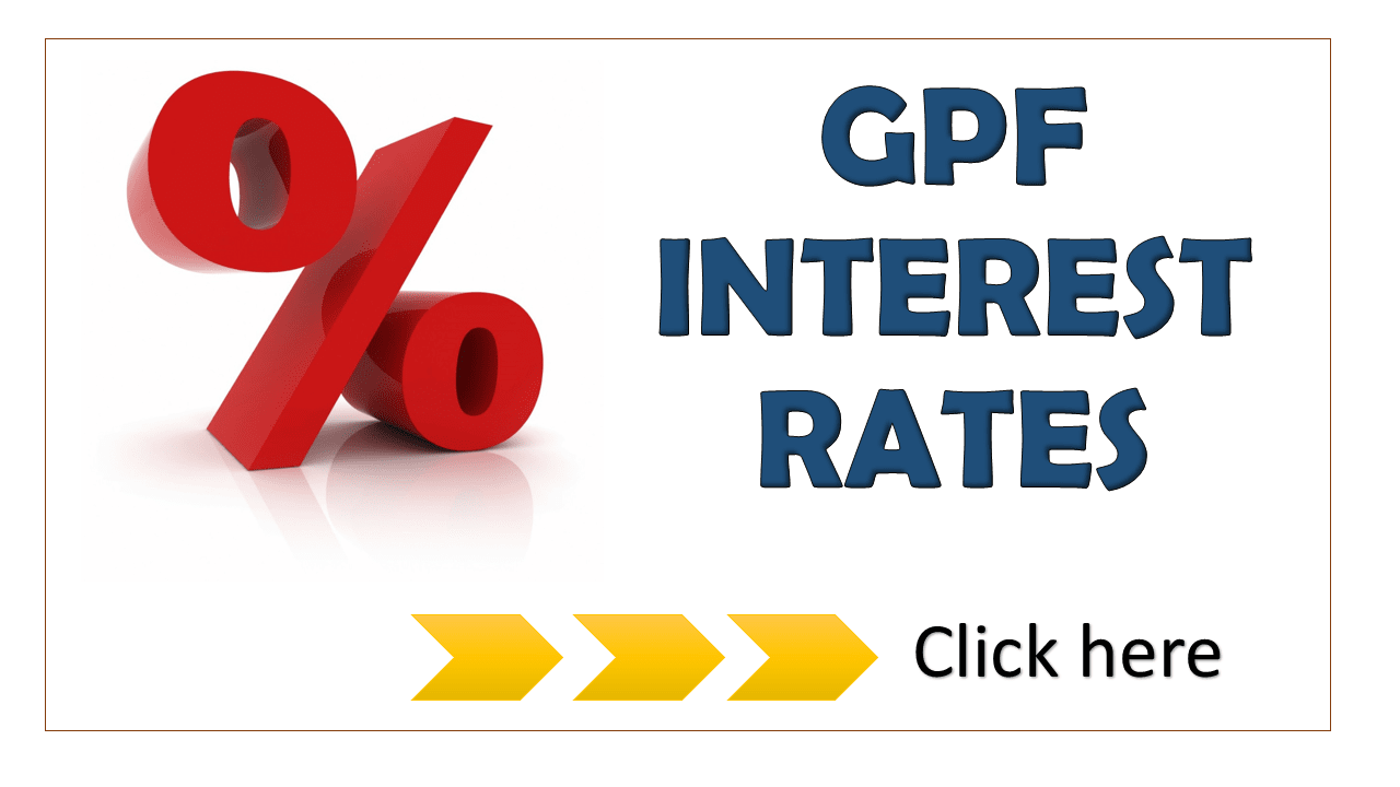 GPF Interest Rates