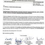 Bank Strike Postponed