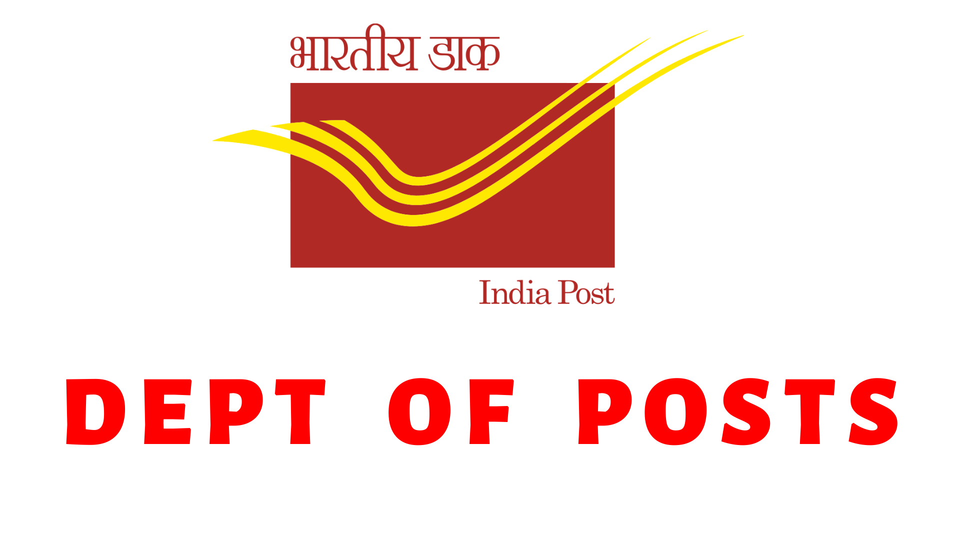 DEPT OF POST