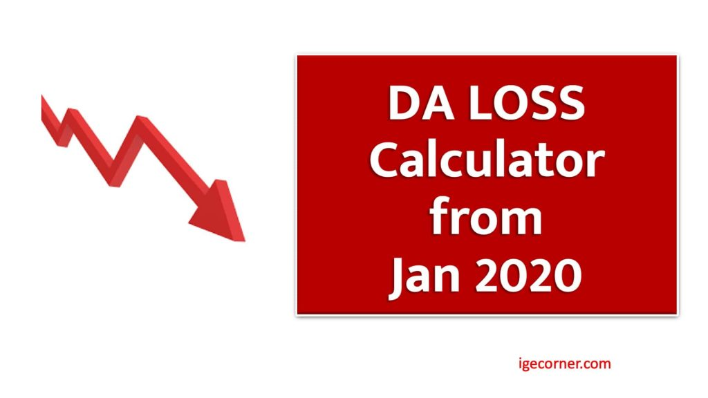 DA Loss Calculator