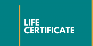Life Certificate to Elderly Pension Holders