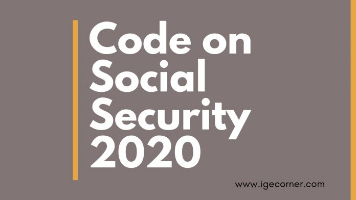 Code on Social Security 2020