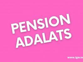 Pension Adalat