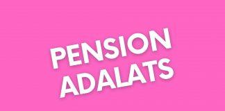Postal Pension Adalat