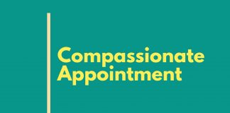 compassionate appointment