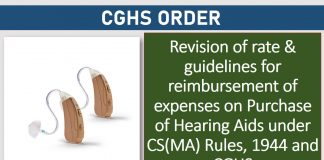 purchase of Hearing Aids