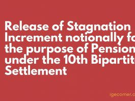 Stagnation Increment