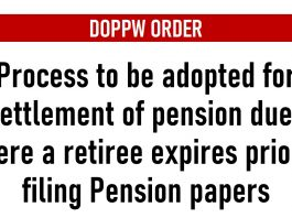 Pension papers
