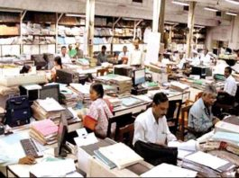 Outsourcing Govt Employees in Government Offices